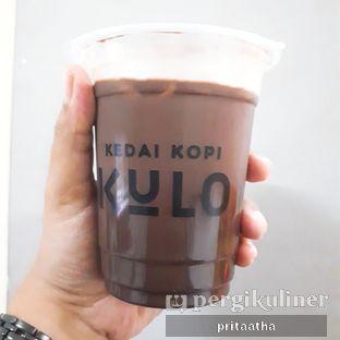 Foto - Makanan(Es Coklat) di Kedai Kopi Kulo oleh Prita Hayuning Dias