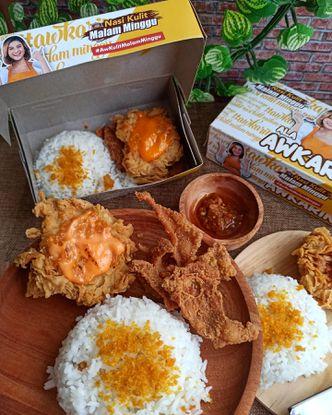 Foto Makanan di Nasi Kulit Malam Minggu