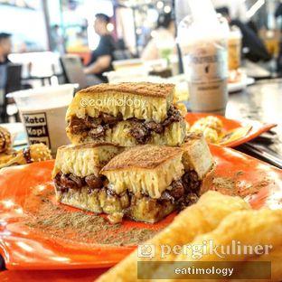 Foto - Makanan di Martabak & Roti Bakar GM oleh EATIMOLOGY Rafika & Alfin