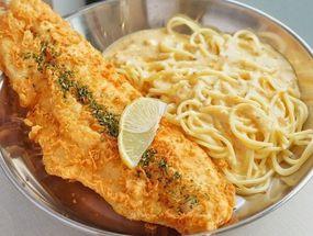 Foto Fish Wow Cheeseee