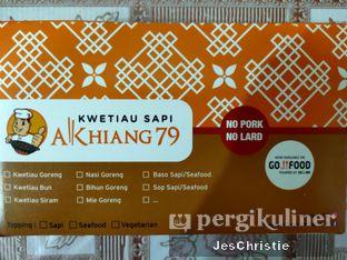 Foto 1 - Makanan di Kwetiaw Sapi Seafood Akhiang 79 oleh JC Wen