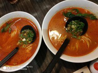 Foto 1 - Makanan(Mie dengan sup pedas dan daging sapi) di Lamian Palace oleh Gabriel Yudha | IG:gabrielyudha