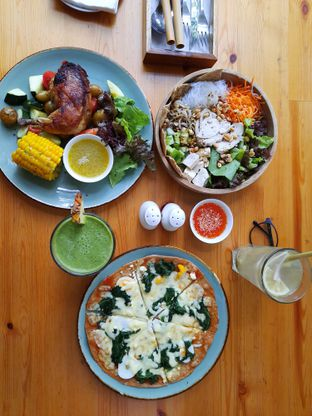 Foto 8 - Makanan di Greens and Beans oleh Fatirrahmah Nandika