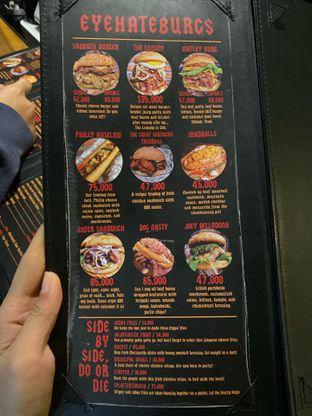 Foto 1 - Menu di Lawless Burgerbar oleh Levina JV (IG : @levina_eat & @levinajv)