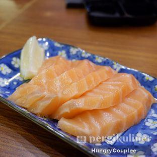 Foto 6 - Makanan di Sushi Man oleh Hungry Couplee