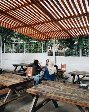 Foto 5 - Interior di Garden Coffee oleh Eat and Leisure