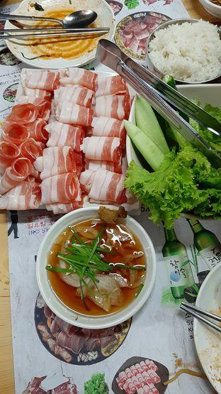 Foto 3 - Makanan(Samgyeopsal) di Noodle King oleh Evelyn Octavianni