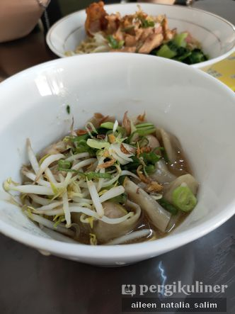 Foto Makanan di Tambo Bakmi Keriting Siantar
