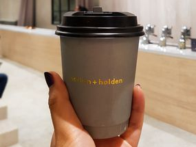 Foto Harlan + Holden Because Coffee
