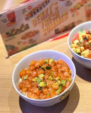 Foto 5 - Makanan di Genki Sushi oleh @belfoodiary