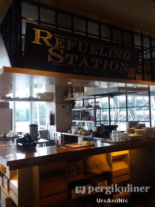 Foto 6 - Interior di Refueling Station by Kopi Oey oleh UrsAndNic
