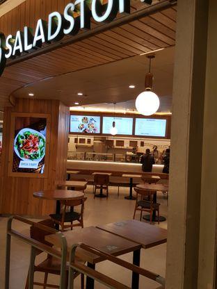 Foto 5 - Eksterior di SaladStop! oleh Stallone Tjia (@Stallonation)