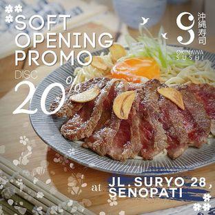 Foto 1 - Makanan di Okinawa Sushi oleh Seno Thea