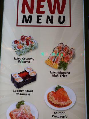 Foto 1 - Menu di Sushi Kiosk oleh Threesiana Dheriyani