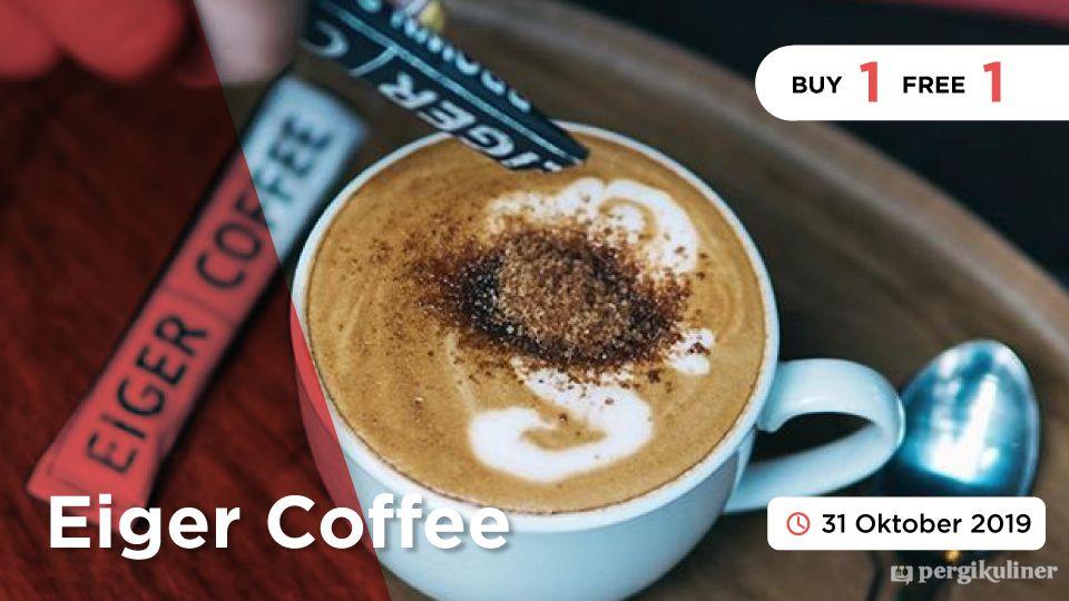 Kupon Dari Pergikuliner Promo Dan Diskon Di Eiger Coffee Cihampelas Bandung