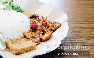 Foto review Ayam Gepruk Surabaya oleh diarysivika 2