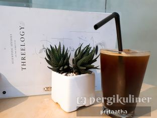 Foto 1 - Makanan(Ice Black) di Threelogy Coffee oleh Prita Hayuning Dias
