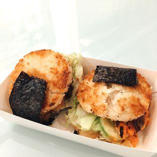 Foto 1 - Makanan di Kojima Burger & Coffee oleh Jeljel