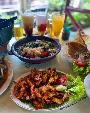 Foto 4 - Makanan di RM Pondok Lauk oleh Levina JV (IG : @levina_eat & @levinajv)