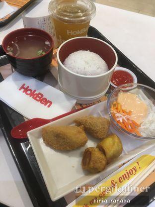 Foto 2 - Makanan di HokBen (Hoka Hoka Bento) -  Kartika Chandra Hotel oleh Rinia Ranada
