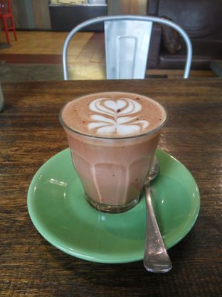 Foto 1 - Makanan(Cafe Mocha) di Two Cents oleh Fadhlur Rohman