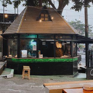 Foto 1 - Interior di Brick Pastrami Burger oleh Femmy Monica Haryanto