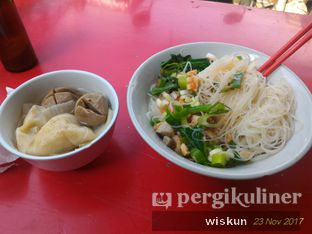 Foto 1 - Makanan di Bakmi Ayam Semarang oleh D G