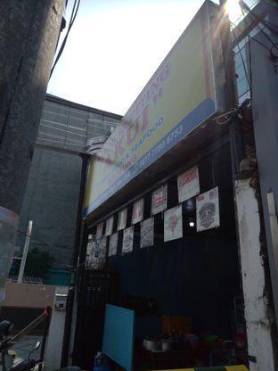 Foto review Bakmi Kepiting Akui oleh Fuji Fufyu 1