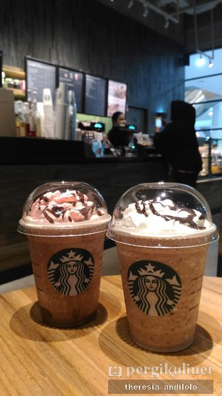 Foto - Makanan di Starbucks Coffee oleh IG @priscscillaa