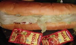 Roti Long John N' Pizza
