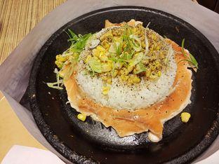 Foto 1 - Makanan(Salmon pepper rice) di Pepper Lunch oleh Elena Kartika