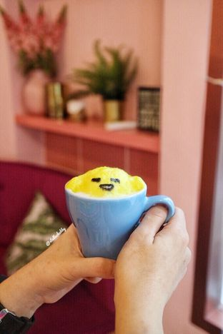 Foto 1 - Makanan(Coffee latte) di Kullerfull Coffee oleh Stellachubby