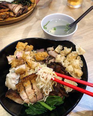 Foto 1 - Makanan(Bakmi babi asap special) di Nedhise'i oleh Claudia @claudisfoodjournal