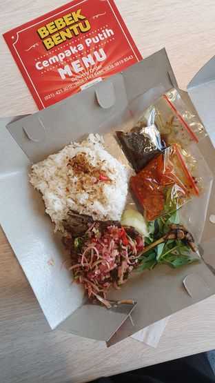 Foto 2 - Makanan di Bebek Bentu oleh Naomi Suryabudhi