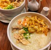 Foto Bubur Ayam & Udang di Ta Wan
