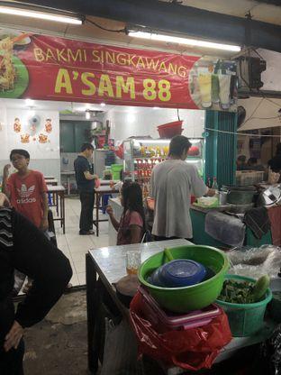 Foto 2 - Eksterior di Bakmi Singkawang A'sam 88 oleh Budi Lee