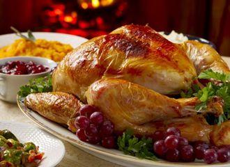Intip Sajian Natal dari Keluarga Kerajaan Inggris Secara Turun Temurun