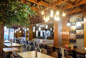 Foto De Cafe Rooftop Garden