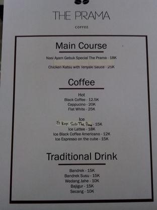 Foto 2 - Menu di The Prama Coffee oleh Chris Chan