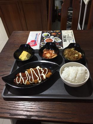 Foto 1 - Makanan di Warung Korea Pop oleh Ardhika Saputra