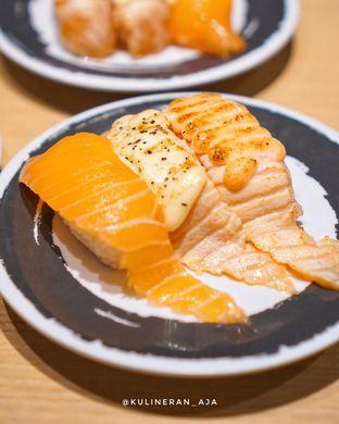 Foto 1 - Makanan di Genki Sushi oleh @kulineran_aja