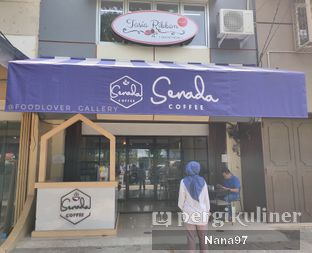 Foto 6 - Eksterior di Senada Coffee oleh Nana (IG: @foodlover_gallery)