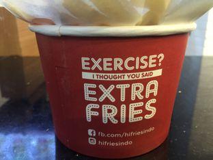 Foto 3 - Makanan di Hi Fries oleh Sharima Umaya