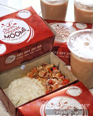 Foto review Ayam Geprek Moome oleh MR Hakim 1