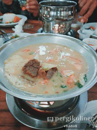 Foto 1 - Makanan(Soto Daging Betawi) di Soto Betawi Bang Sawit oleh Syifa