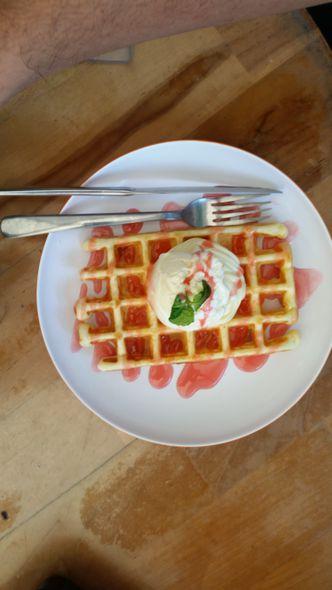 Foto Makanan di Many Pany Pancake & Waffle