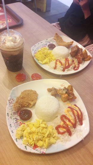 Foto - Makanan di Lotteria oleh cha_risyah