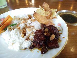Foto 3 - Makanan(Nasi bistik sapi) di Gudang Lawas oleh zelda