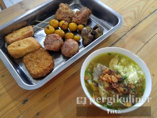 Foto 3 - Makanan di Soto Selan Semarang oleh Tirta Lie