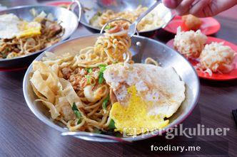 Foto Makanan di Oseng Mie Jontor